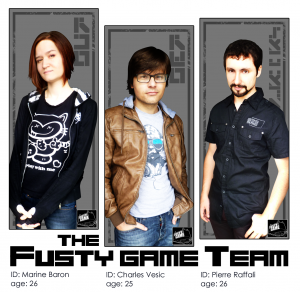 the fusty game team